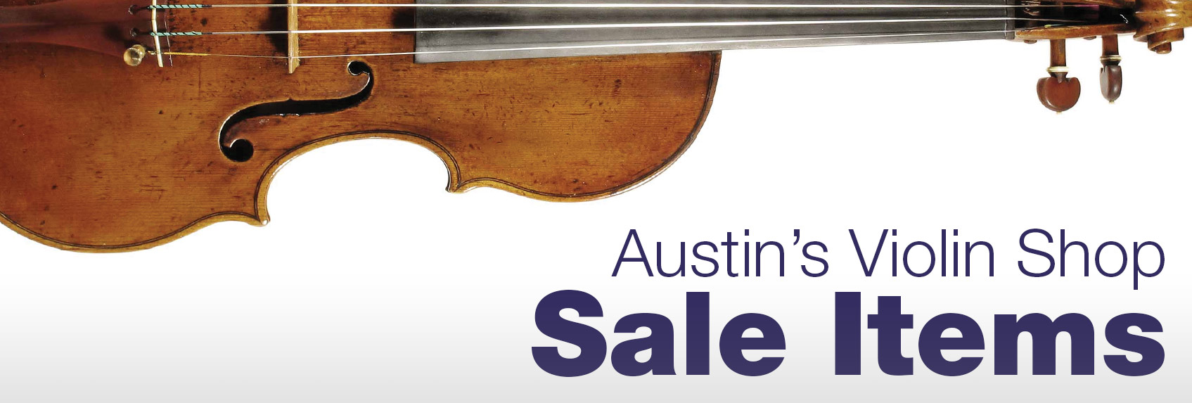 Sale Items Austins Violin Shop